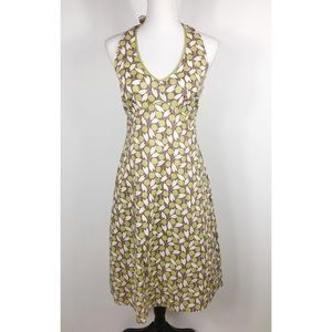 Boden halter dress, WH132, size 10R, lined